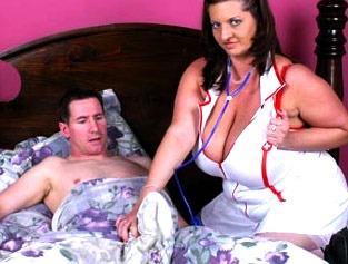 Krankenschwester blowjob