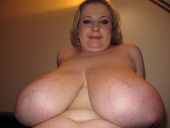 Riesentitten grosse Titten Hängetitten